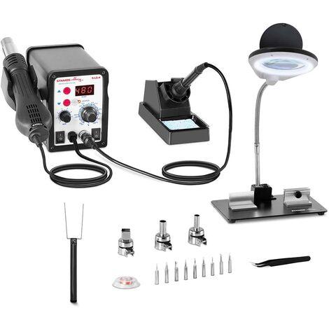 """main image of """"Kit Station de soudage - 60 watts - Ecran LED + Accessoires"""""""