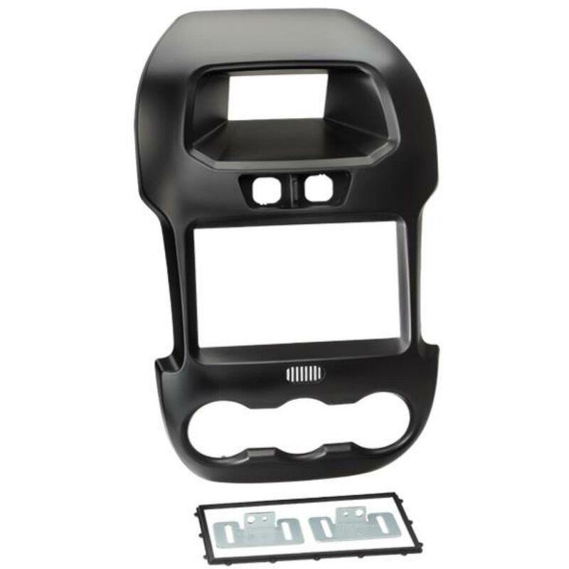 Kit Support Autoradio compatible avec Ford Ranger Noir