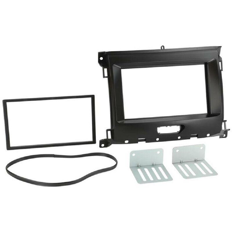 Kit support Autoradio compatible avec Ford Ranger XL - Noir
