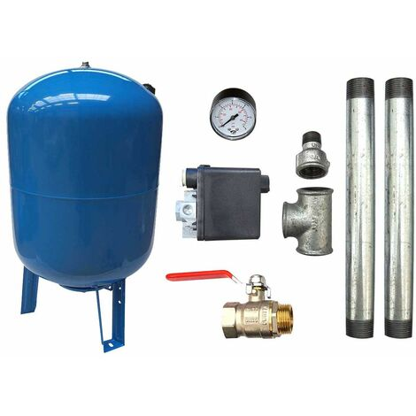 KIT surpresseur 100L - 1""