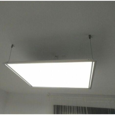 Kit Suspension para Paneles LED 60x60, 60x30, 120x60, 120x30