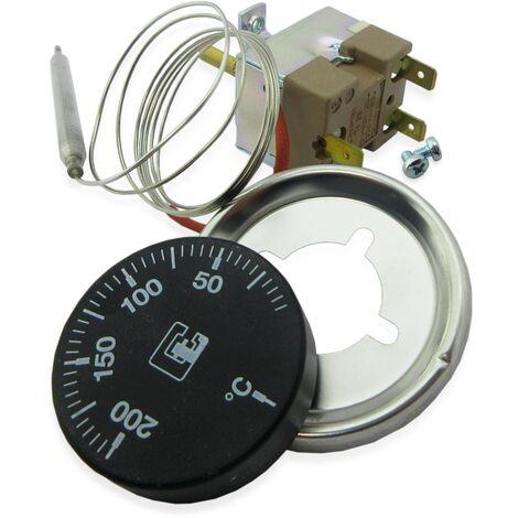 Kit termostatos regulación 0-200ºC freidora -Disponible en varias versiones