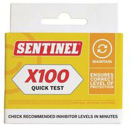 Kit test de concentration - Le kit