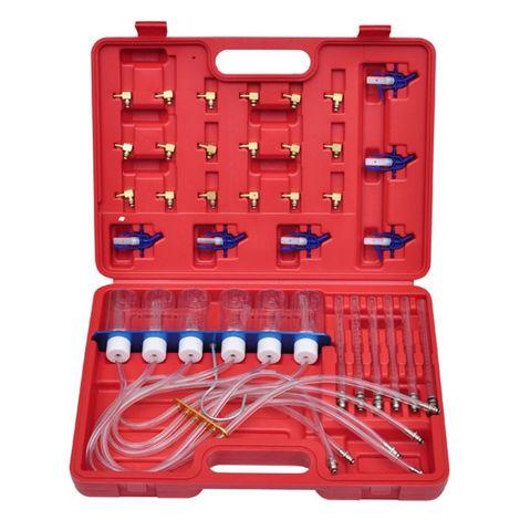 Kit test débit pour injecteur à rampe commune et adaptateurs 3402160