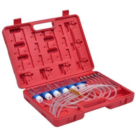 Kit test débit pour injecteurs à rampe commune testeur