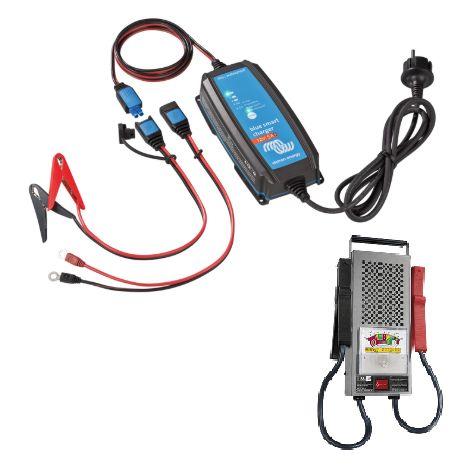 Kit test TBP100 batterie de 20Ah -100Ah 6V/12V (Ampérage : 10 A)