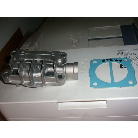 Kit testa piastra valvole ol200 ol231 ol250 compressore abac balma nuair 9429061
