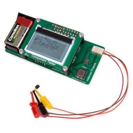 Kit testeur de composants