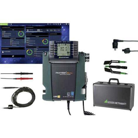 Kit testeur dinstallation Gossen Metrawatt M536D M536D Etalonnage (DAkkS) 1 pc(s)