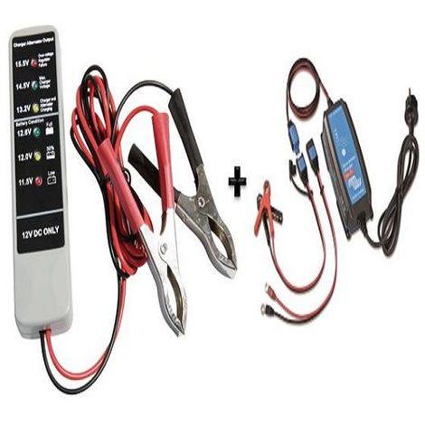 Kit Testeur Eletronique BT 001 batterie 7Ah à 230Ah /12V (Ampérage : 20 A)