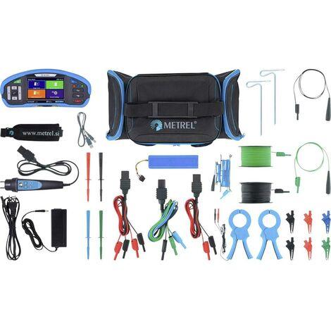 Kit testeur VDE Metrel MI 3155 EU Etalonnage (ISO)