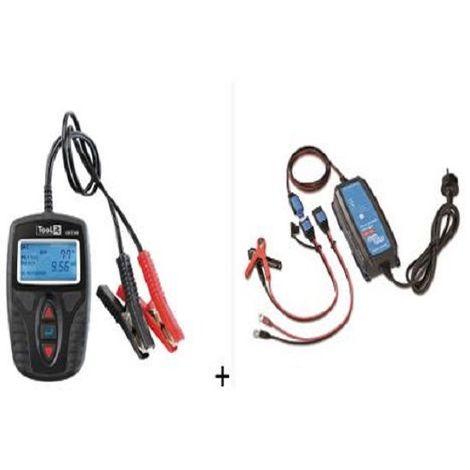 Kit Testeurs Digital batteries solaires de 4Ah à 150Ah (Ampérage : 10 A)