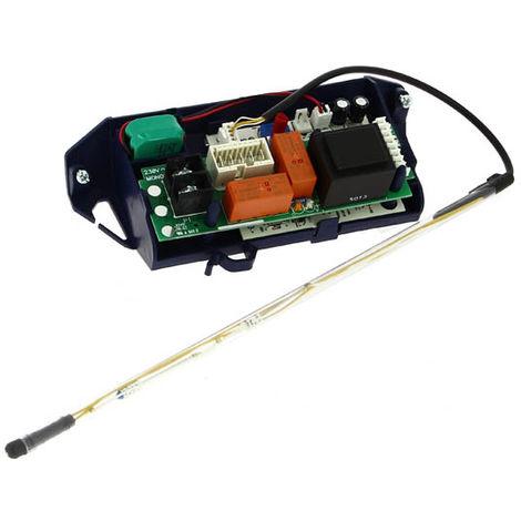 Kit thermostat électrique monophasé