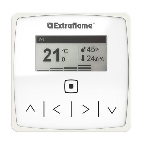 kit thermostat sans fil po le granul s exf kit term. Black Bedroom Furniture Sets. Home Design Ideas
