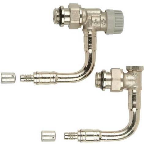 Kit thermostatique à sertir PER 1/2x12