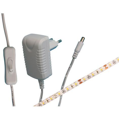 Kit tira led 1 m SMD3528 cable Cálida 81.015/B/CAL Electro Dh 8430552145164
