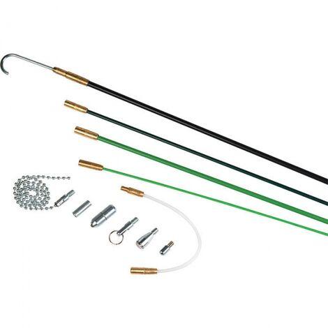Kit tire-fils et accessoires 10 m - Greenlee
