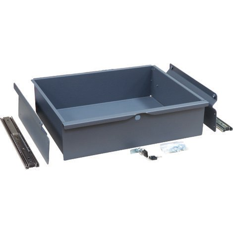 Kit tiroir pour etabli 500x410x140mm fab francaise