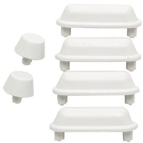 Kit Topes Asiento Wc Maurer - NEOFERR..