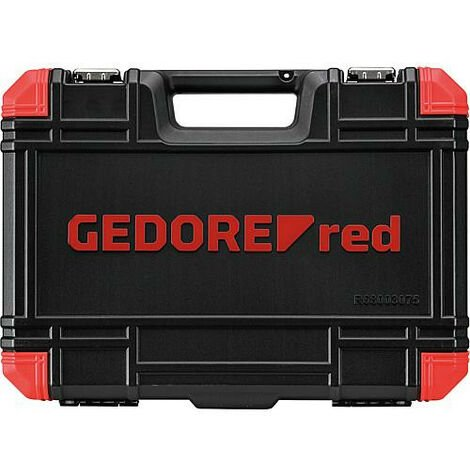 """Kit tournevis GEDORE rd 75 ps, 1/4"""" et 1/2"""""""
