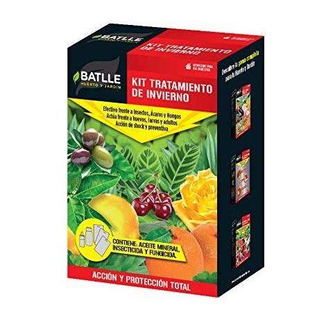 Kit tratamiento de invierno Batlle