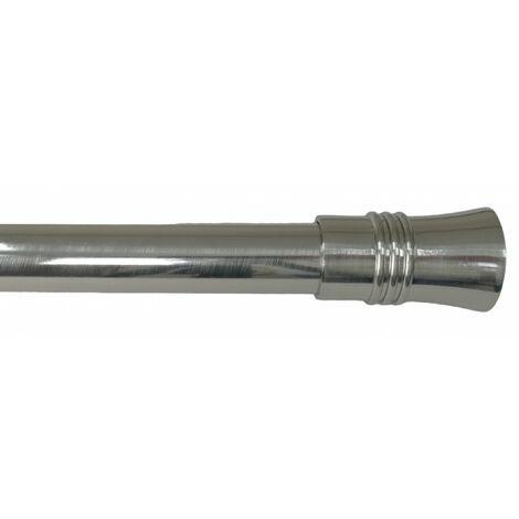 Kit tringle Diabolo Ø 25/28 extensible 110 à 210cm