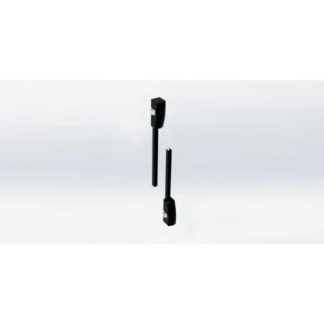 Kit tringles et pênes Latéraux.Compatible avec Unico