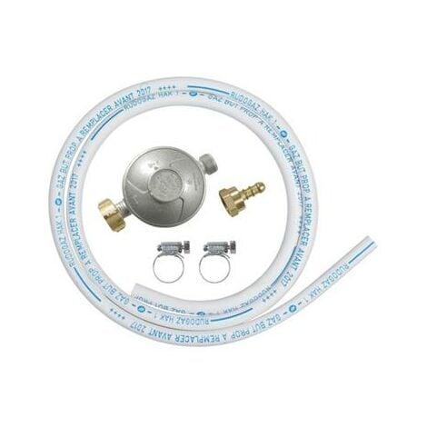 Kit tube souple butane à colliers