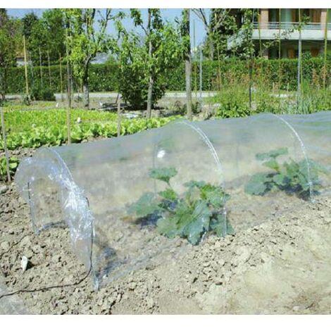 Kit tunel de cultivo transparente