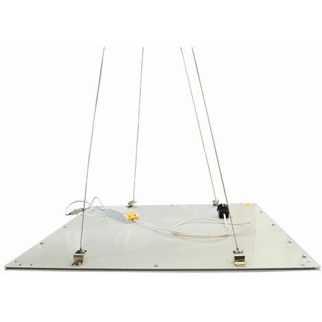 Kit Universale Pannelli LED V-TAC per Montaggio a Sospensione