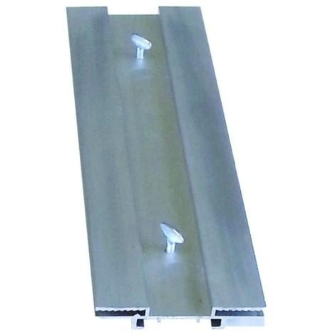 Kit vantail double galandage pour ouverture 120 à 240 cm FIBROTUBI - cloison 100 mm - 92003509