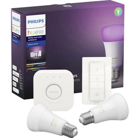Kit variateur sans fil 3x GU10 Philips Lighting 929001953103 1 set