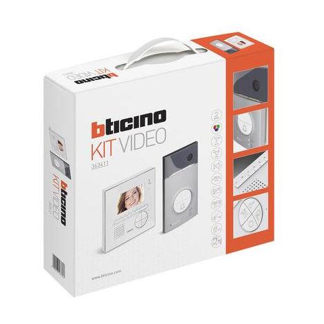 Kit videocitophonique Bticino Maison monofamilial 363411