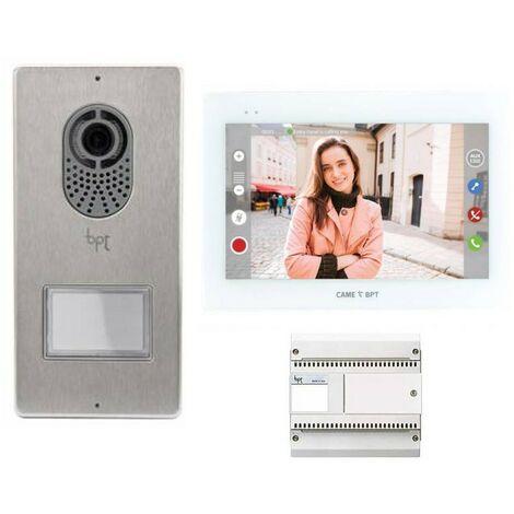 Kit videophone Bpt Came Monofamily XTS7 8K40CF-008