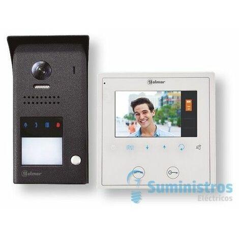 KIT Videoportero Golmar 11500241 color de 1 linea J5110/VESTA2