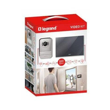 KIT Videoportero Legrand 369220 2Hilos con monitor espejo 7