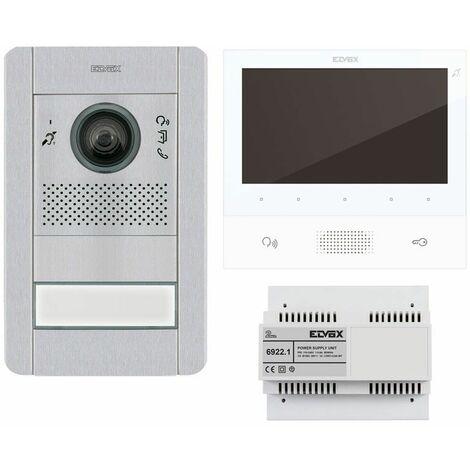 KIT Videoportero Vimar Elvox unifamiliar con monitor TAB 7S WIFI K40507G.01