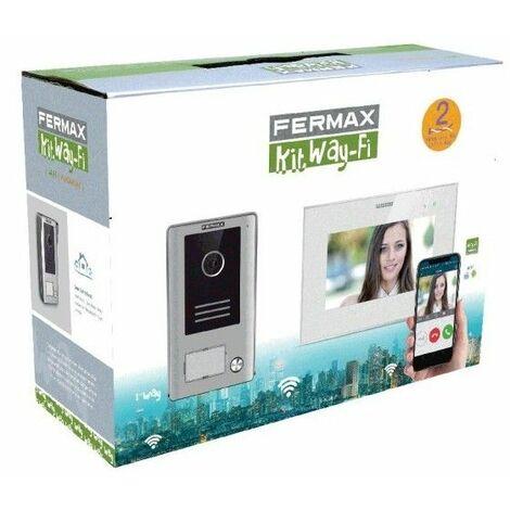 Kit videoportero Wifi Fermax 1431 Way-Fi Slim 7