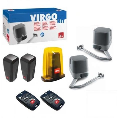 Kit Virgo Motorisation Portail 2 Battants Bft 24 V Bft