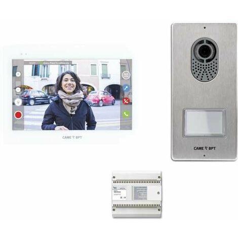 Thomson 512162 Interphone video couleur 7 Gris