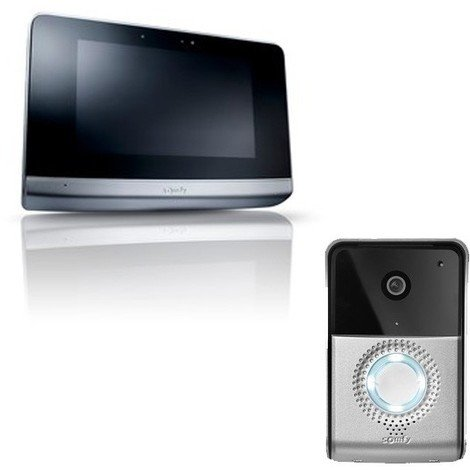 Visiophone V500 Somfy intuitif et personnalisable