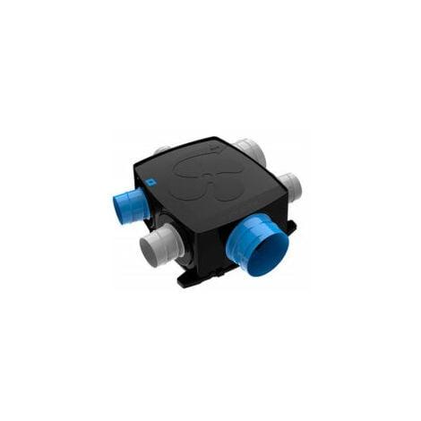Kit VMC Autocosy simple flux pour T1/T7 jusqu'à 4 sanitaires - 412290 - Atlantic