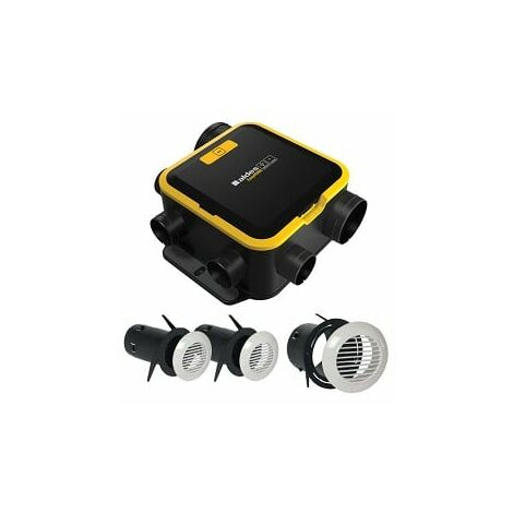 Kit VMC Aldes Groupe EasyHOME Auto ref 11026031