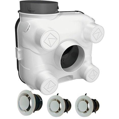 kit vmc fast air hygrovariable