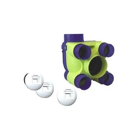 Kit VMC Hydra 2 CC - Hyg B à piles - T5 au T7 / Unelvent