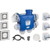 Kit VMC hygroréglable - Healthbox® Hygro+ - Renson