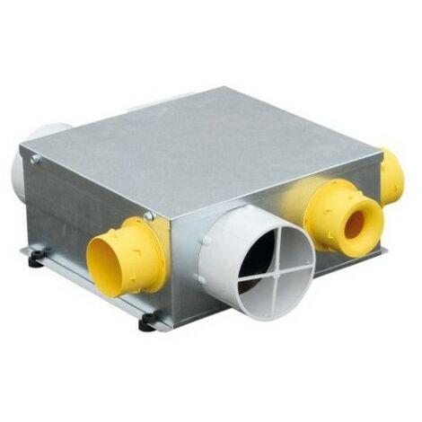 Kit VMC Microgem ST K - Simple flux autoréglable - Avec bouches d'extration