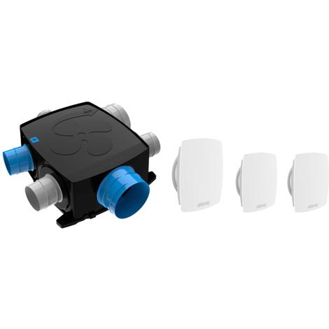 Kit VMC SF autoréglable intelligent Autocosy IH Flex - Atlantic