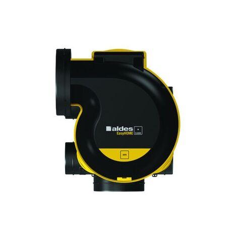Kit VMC simple flux autoréglable - EasyHOME AUTO Colorline ALDES - 11026033 KIT EasyHOME AUTO avec bouches COLORLINE