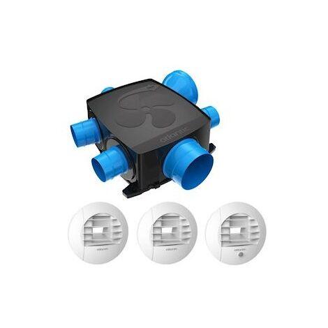 Kit VMC simple flux hygroréglable Hygrocosy Flex
